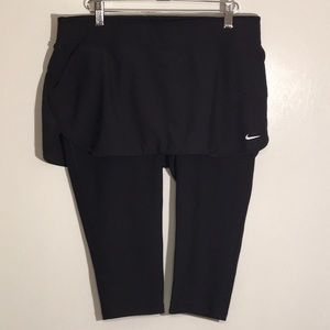 Nike running Capri